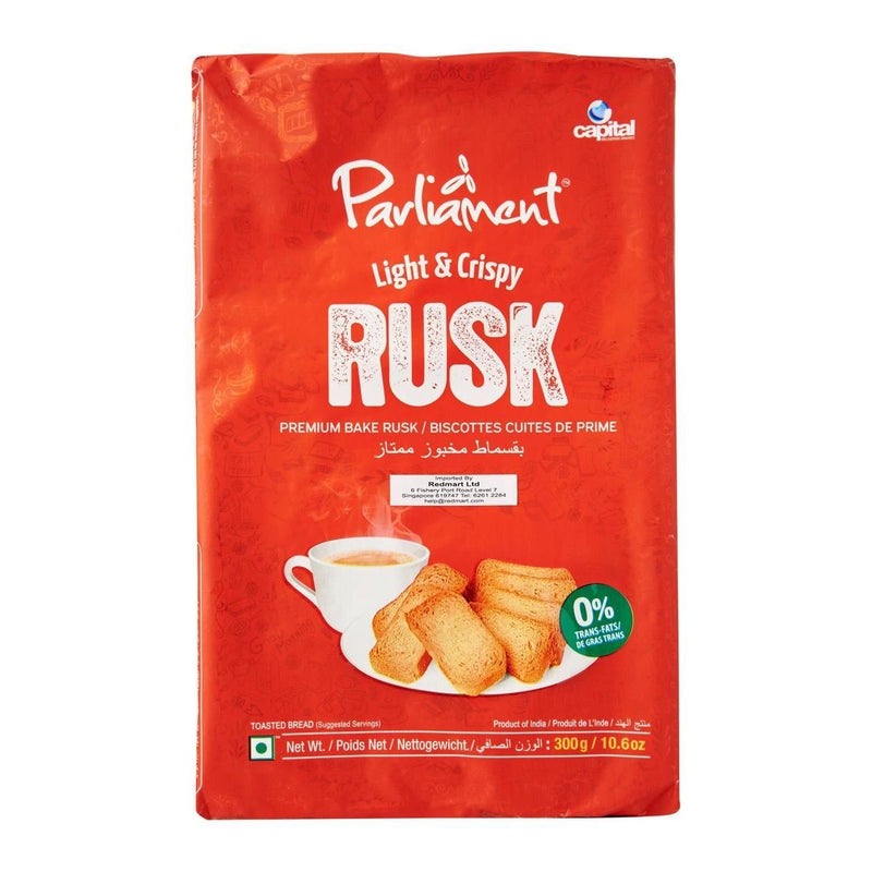 Parliament Rusk biscuits , 300g
