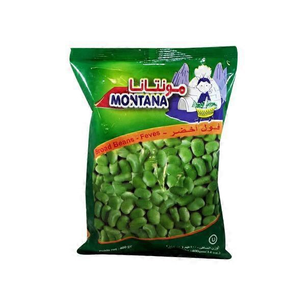 Montana Broad Beans, 400g