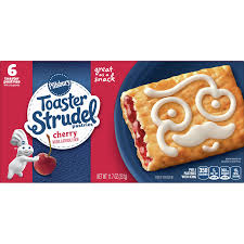 Pillsbury Toaster Strudel, 11.7oz - Papaya Express