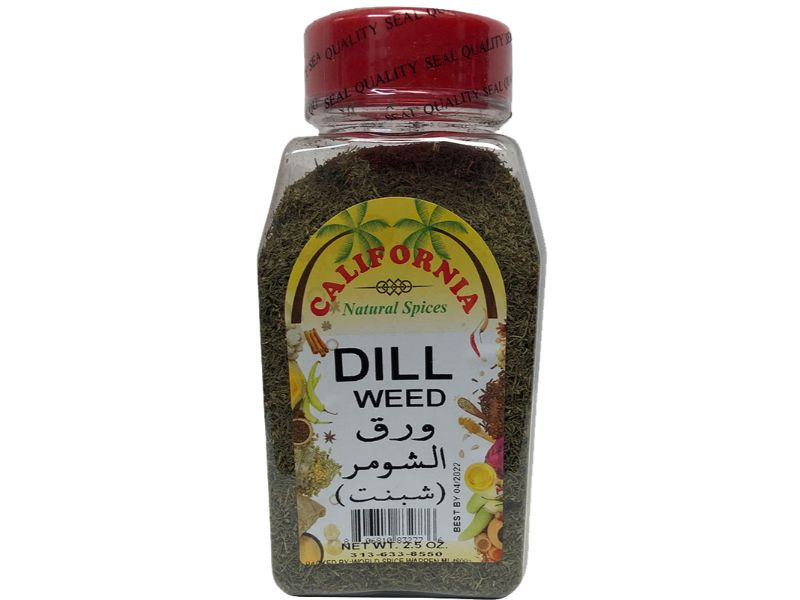 California Dill Weed, 2.5oz - Papaya Express