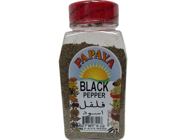 Papaya Black Pepper, 6oz - Papaya Express