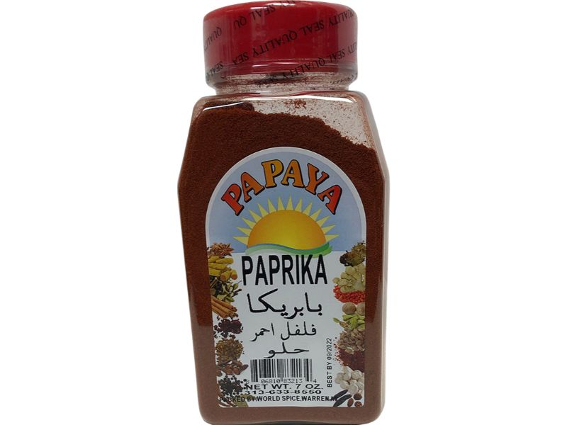 Papaya Paprika, 7oz - Papaya Express