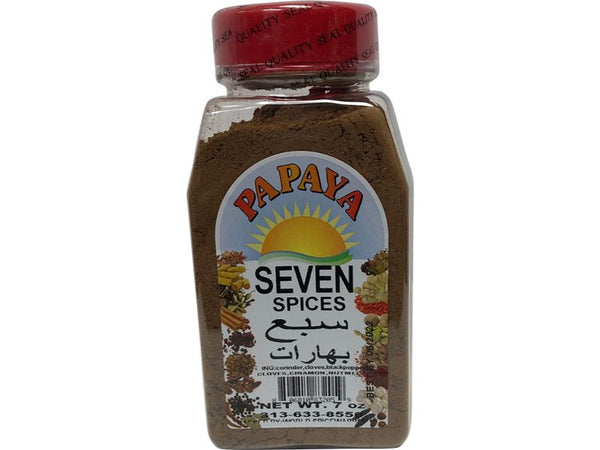 Papaya Seven Spices, 7oz - Papaya Express