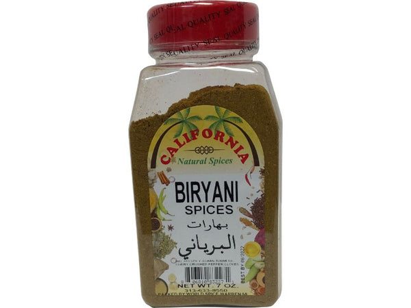 California Biryani Spices, 7oz - Papaya Express