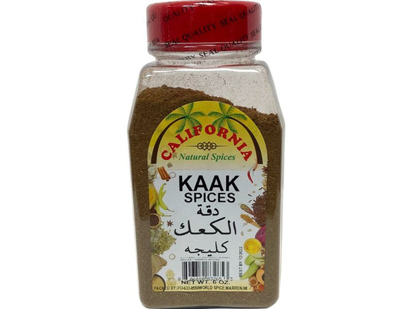 California Kaak Spices, 6oz - Papaya Express