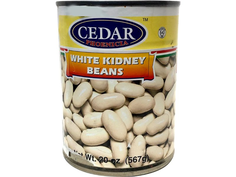 Cedar White Kidney Beans 20oz - Papaya Express
