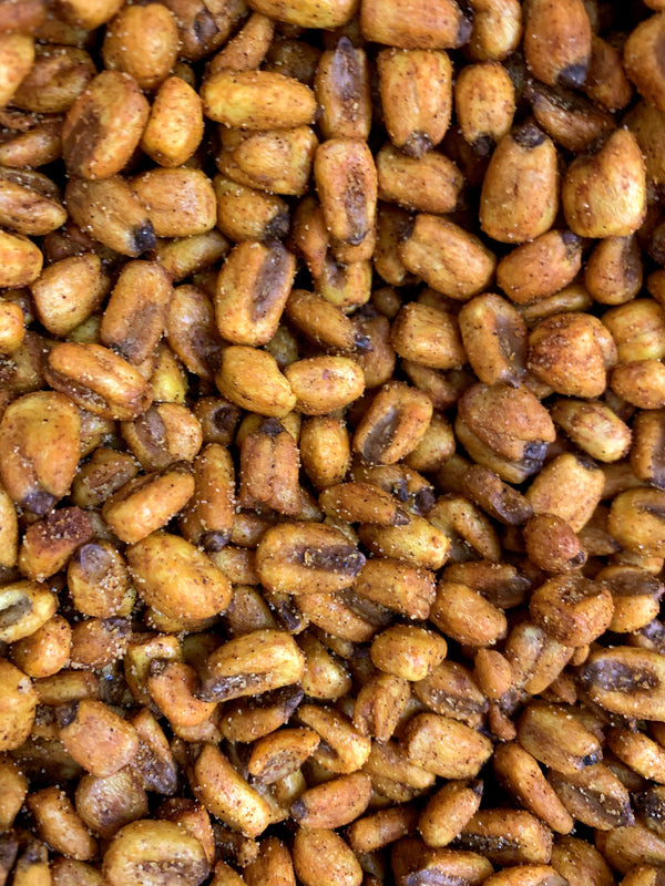 BBQ Corn Nuts 1lb - Papaya Express