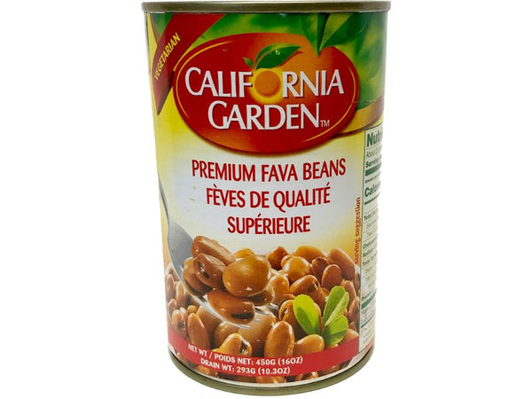 California Garden Premium Fava Bean, 450g - Papaya Express