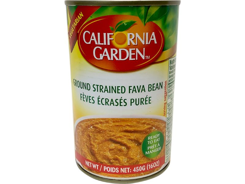 California Garden Ground Fava Bean, 450g - Papaya Express