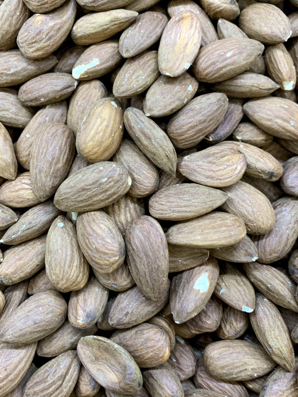 Raw Almonds 1lb - Papaya Express