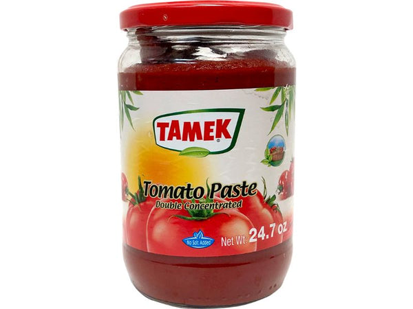 Tamek Tomato Paste, 24.7oz - Papaya Express