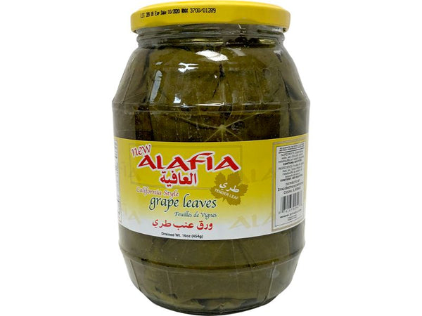 Alafia Grape Leaves, 16oz - Papaya Express