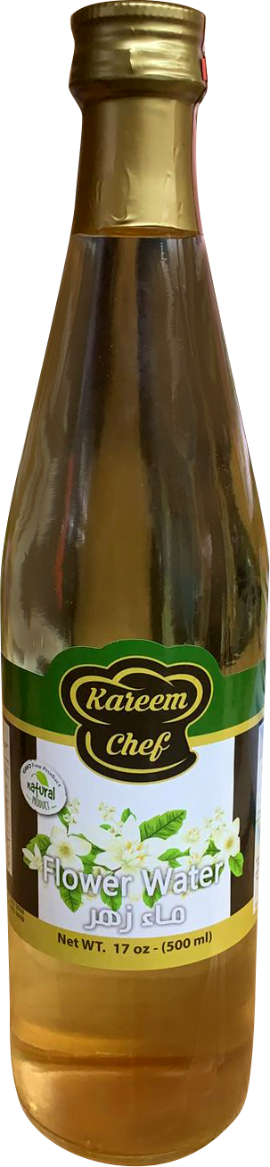 Kareem Chef Orange Blossom Water - 500ml - Papaya Express