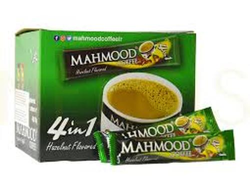 Mahmood Coffee Box 4 in 1 - 48 Sticks