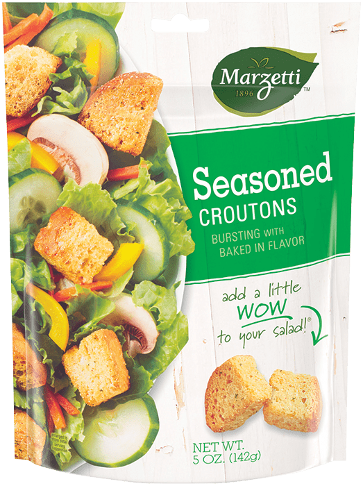 Marzetti Seasoned Croutons - 5oz - Papaya Express