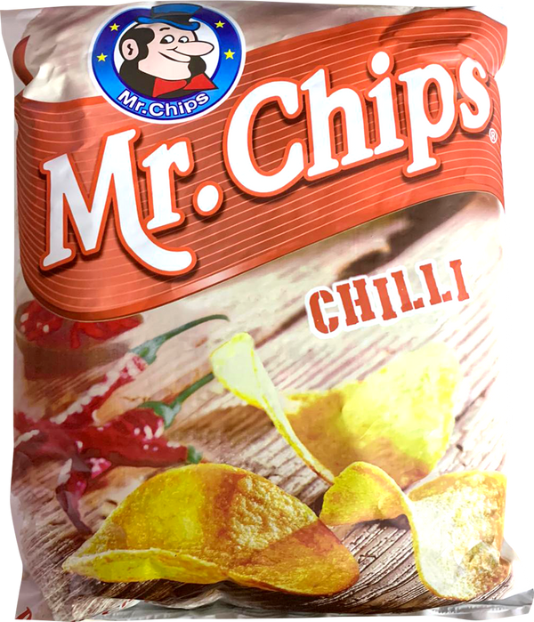 Mr. Chips Chili Chips - 75g - Papaya Express
