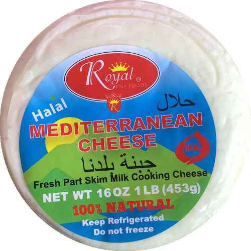 Royal Mediterranean cheese - 453g - Papaya Express