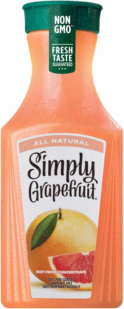 Simply Grapefruit Juice - 52floz - Papaya Express
