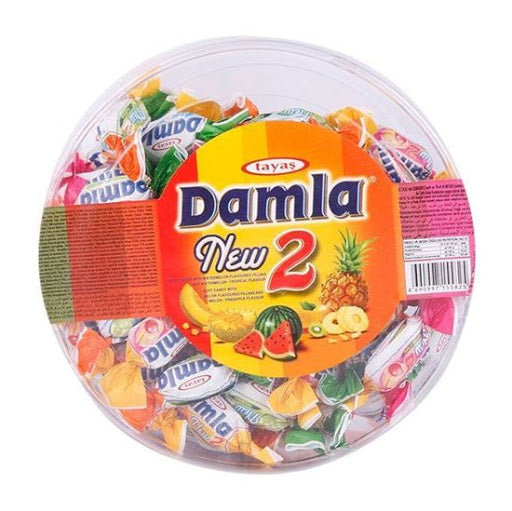 Tayas Damla New 2 Mixed Fruit Chocolate - Papaya Express