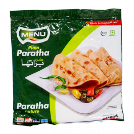 Menu Plain Paratha * - Papaya Express
