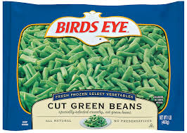 Bird's Eye Green Beans - 1lb - Papaya Express