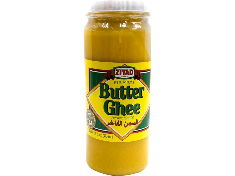 Ziyad Butter Ghee, 16oz - Papaya Express