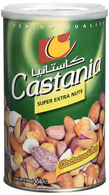 Castania Super Extra Mixed Nuts - Papaya Express