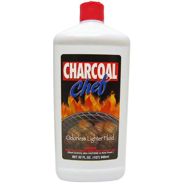 Charcoal Chef Lighter Fluid - 32floz - Papaya Express