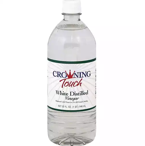 Crowning Touch White Vinegar, 32floz - Papaya Express