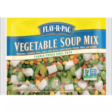 Flav-R-Pac Vegetable Soup Mix 400g * - Papaya Express