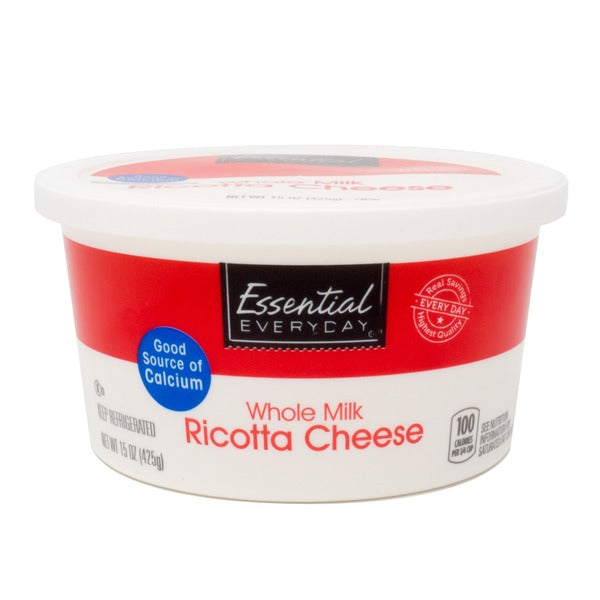 Essential Everyday Ricotta Cheese - Papaya Express
