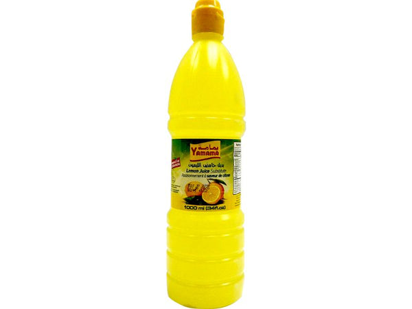 Yamama Lemon Juice, 1000ml - Papaya Express
