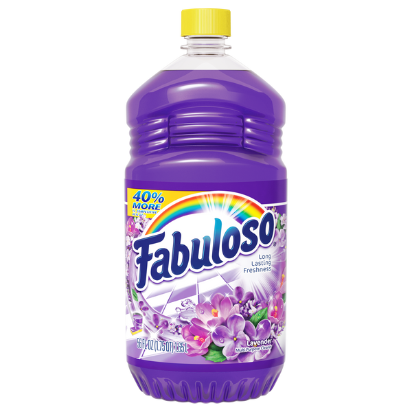 Fabuloso Multi Purpose Cleaner, 56floz - Papaya Express