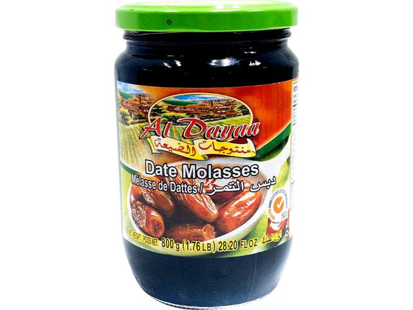 Al Dayaa Date Molasses Large, 800g - Papaya Express
