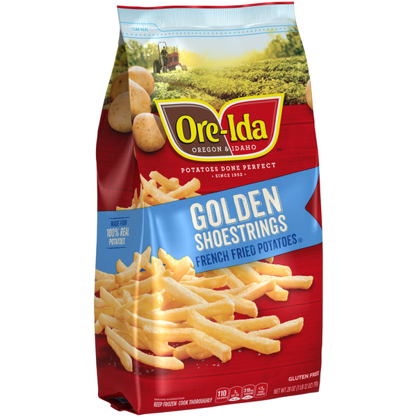 Ore-Ida Golden Shoestrings Fries - 28oz - Papaya Express