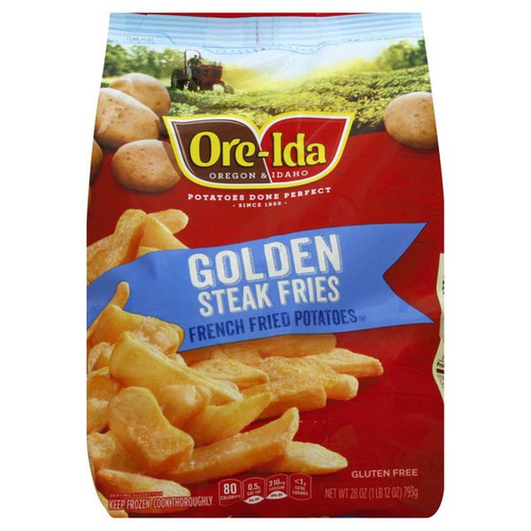 Ore-Ida Golden Steak Fries - 28oz - Papaya Express