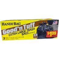 Good'N Tuff Extra Large Trash Bags, 33gal - Papaya Express
