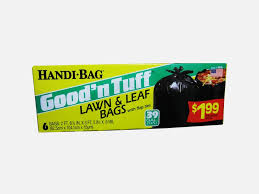 Good'N Tuff Lawn & Leaf Bags, 39gal - Papaya Express