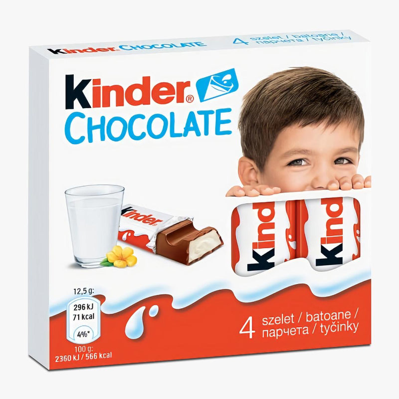 Kinder Chocolate 50g - Papaya Express