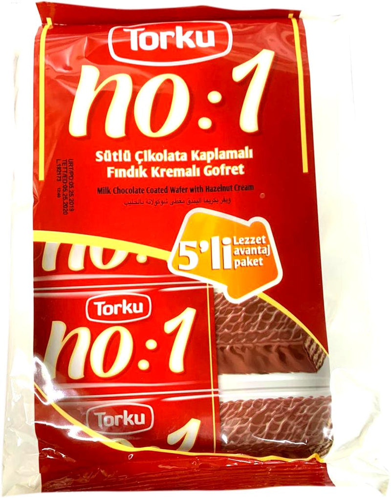 Torku no:1 with Chocolate&Hazelnut, 175g - Papaya Express