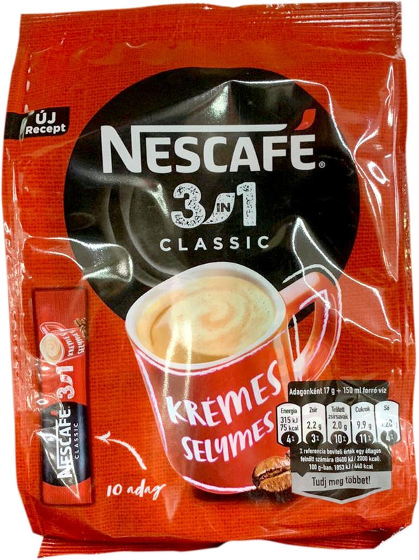 NESCAFÉ 3in1, 10Sticks , 200g - Papaya Express