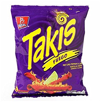 Takis Fuego Chips - Papaya Express
