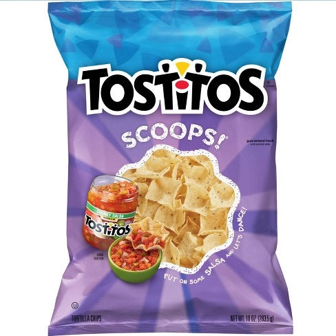 Tostitos Original Scoops - Papaya Express