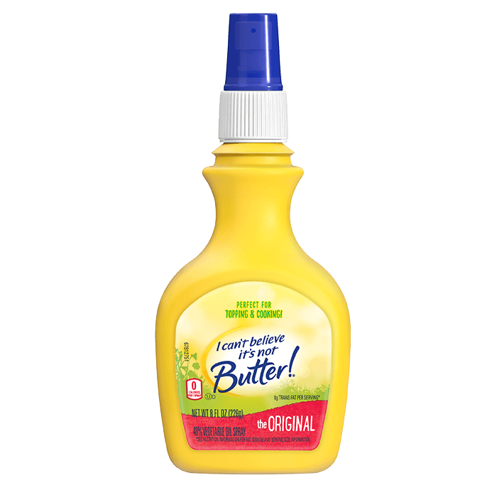Cant Believe It's Not Butter Spray 8oz - Papaya Express