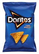 Doritos Cool Ranch Flavor Chips - Papaya Express