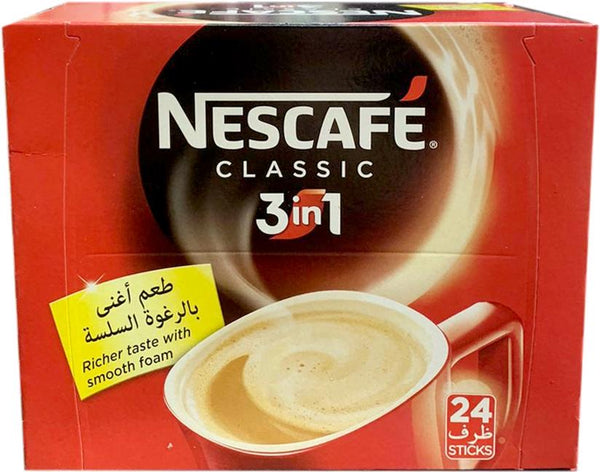 NESCAFÉ 3in1, 24Sticks, 450g - Papaya Express