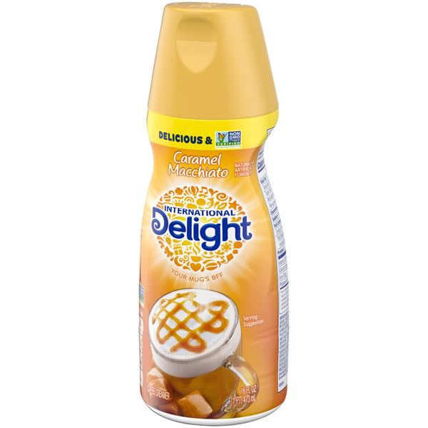 International Delight Coffee Creamer - 16floz - Papaya Express