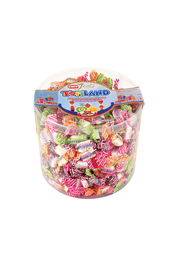 CICI TOFFILAND CHEWY CANDY - 1KG - Papaya Express