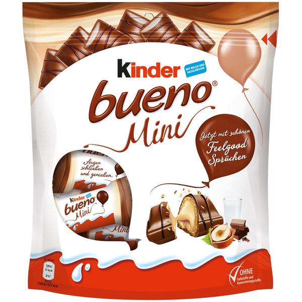 Kinder Bueno Mini - Papaya Express