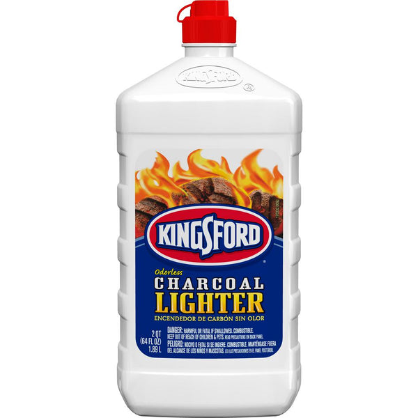 Kingsford Odorless Charcoal Lighter - 64oz - Papaya Express